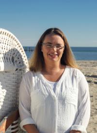 Nicole Saß arbeitet beim Kieferorthopäden in Bad Schwartau